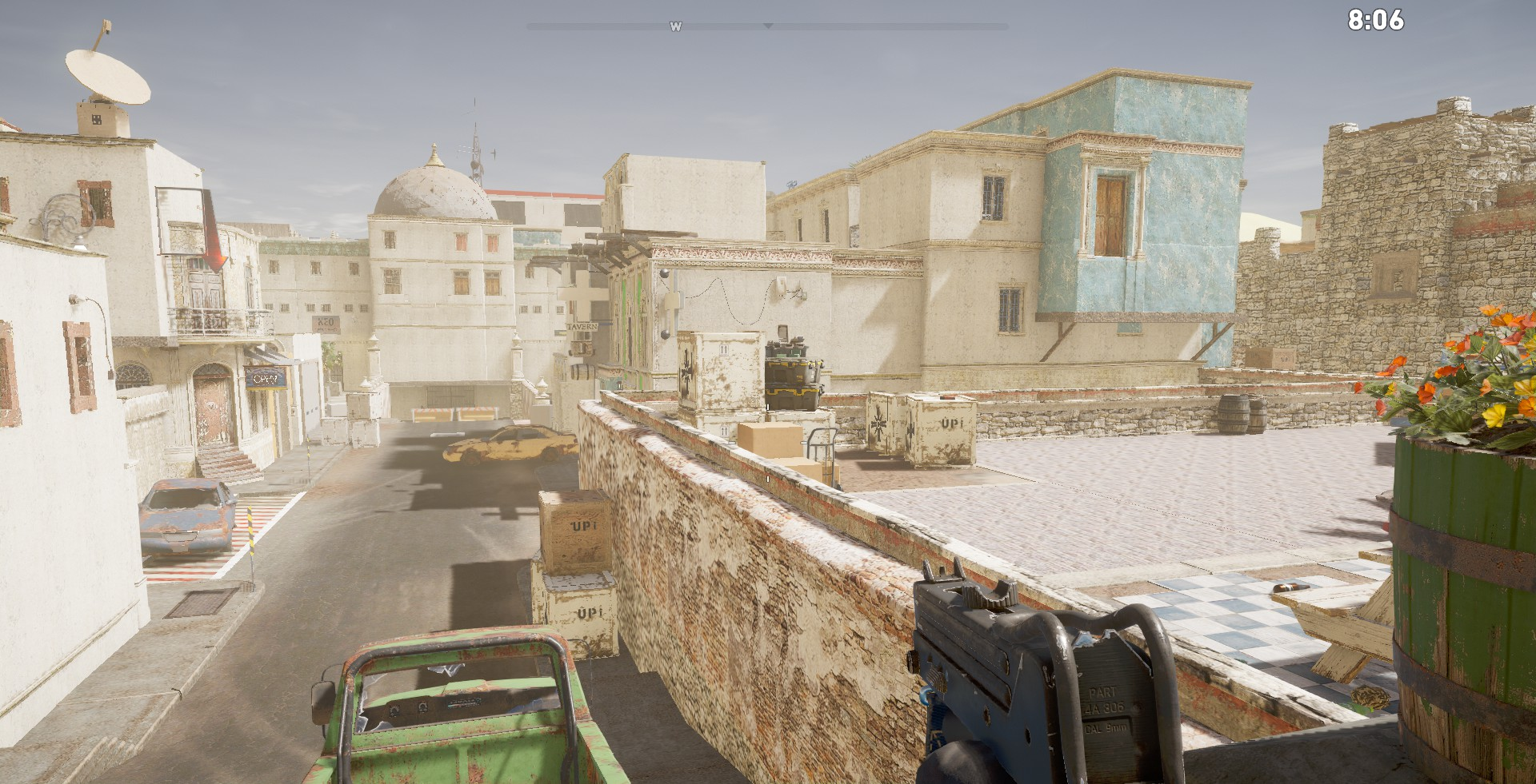 You Can Play De Dust2 In Far Cry Arcade Pc Gamer