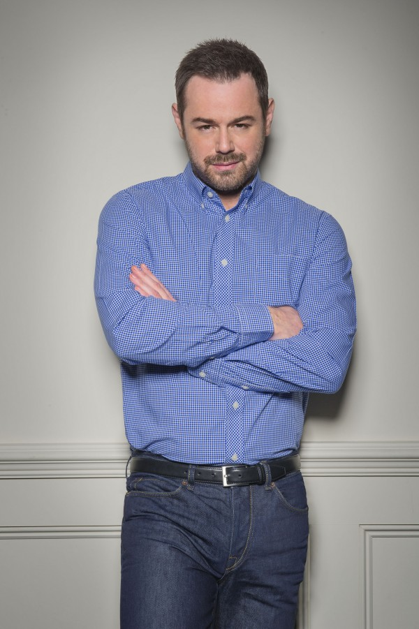 Danny Dyer as Mick Carter in EastEnders (BBC)
