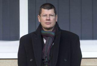 Neil Doncaster file photo