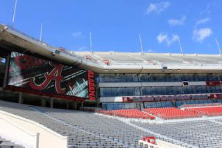 Danley Delivers Alabama Stadium Upgrades within an Extremely Tight Deadline