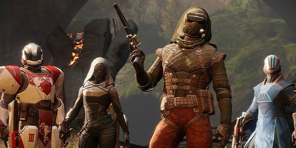 Guardians in various shaders
