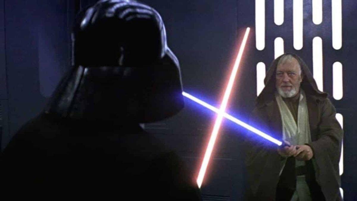 A Few Star Wars Fans Recreated The Classic Darth Vader Vs Obi Wan Kenobi Fight Scene In Glorious Fashion Gamesradar
