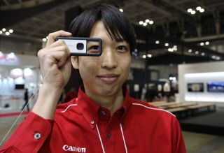 Canon reveals concept cameras and virtual camera at CP+