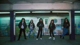 Anthrax, 1986