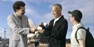 How Borat 2 Landed That Perfect Tom Hanks Cameo