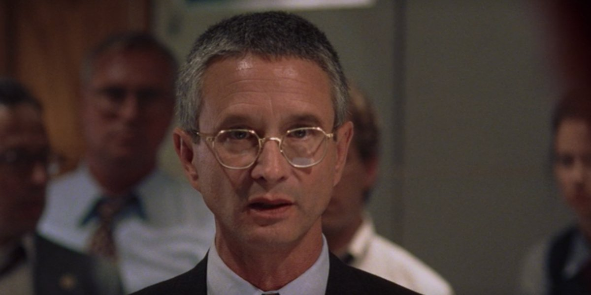 Tom Everett in Air Force One