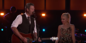Gwen Stefani Made A Surprise Appearance During Blake Shelton's Concert