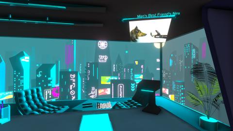 Silicon Dreams screenshot.