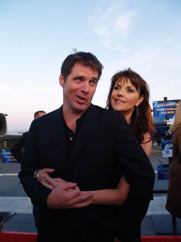 Comic Con: Aircraft Carrier Premiere Of Stargate Continuum #2823