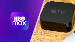 HBO Max app Apple TV