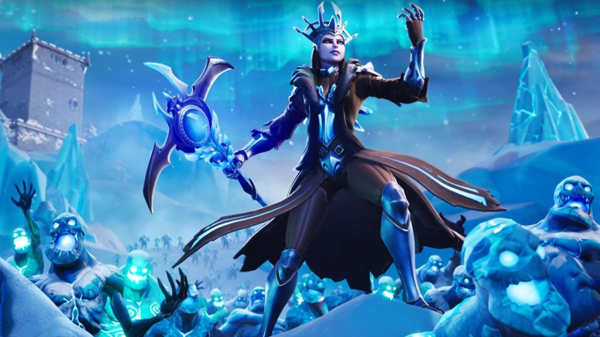 Fortnite's Ice Storm event brings huge changes to the map