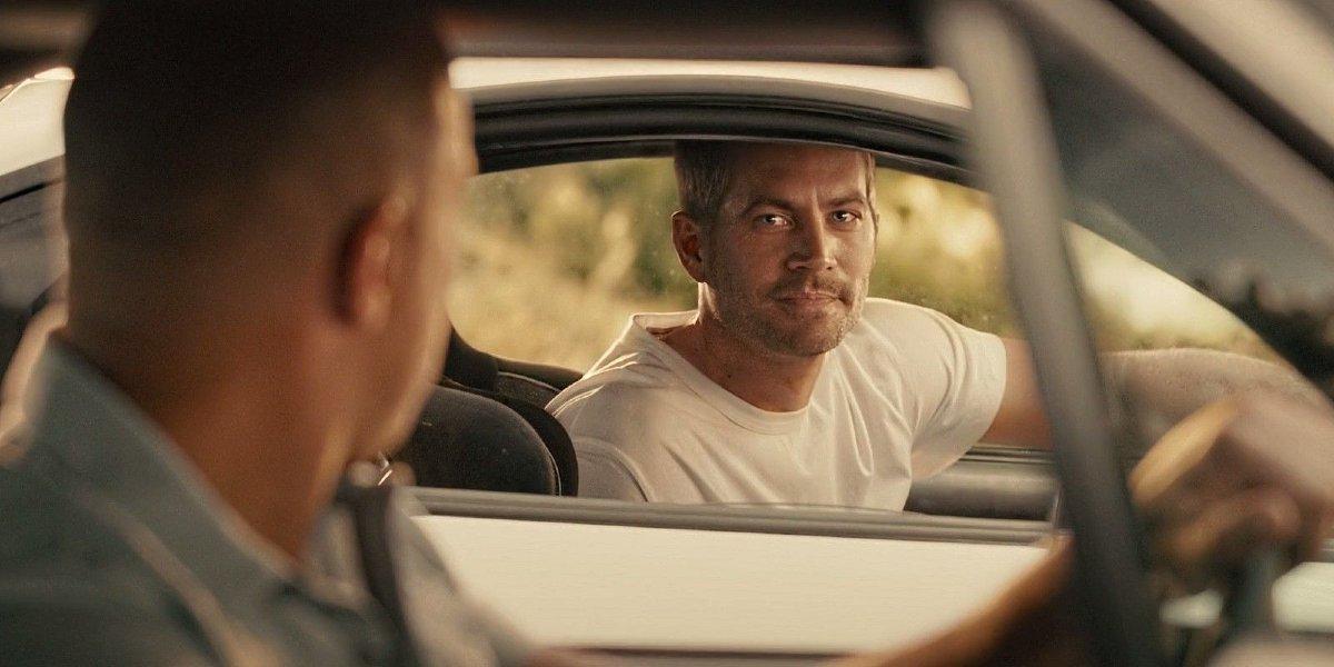 Vin Diesel and Paul Walker in Furious 7