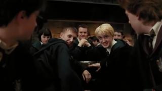 Tom Felton screenshot from Harry Potter and the Prisoner of Azkaban