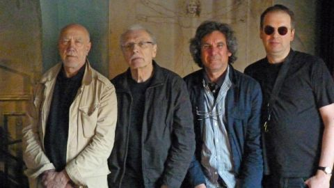 A press shot of Soft Machine