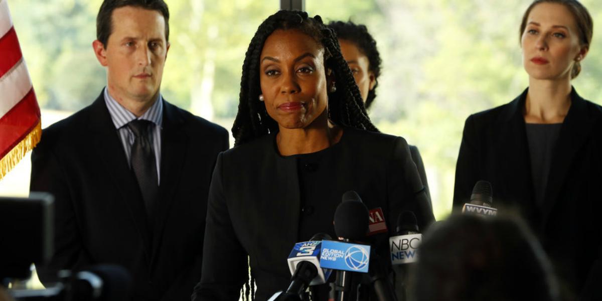 The Blacklist Karen Pittman Susan Holt NBC
