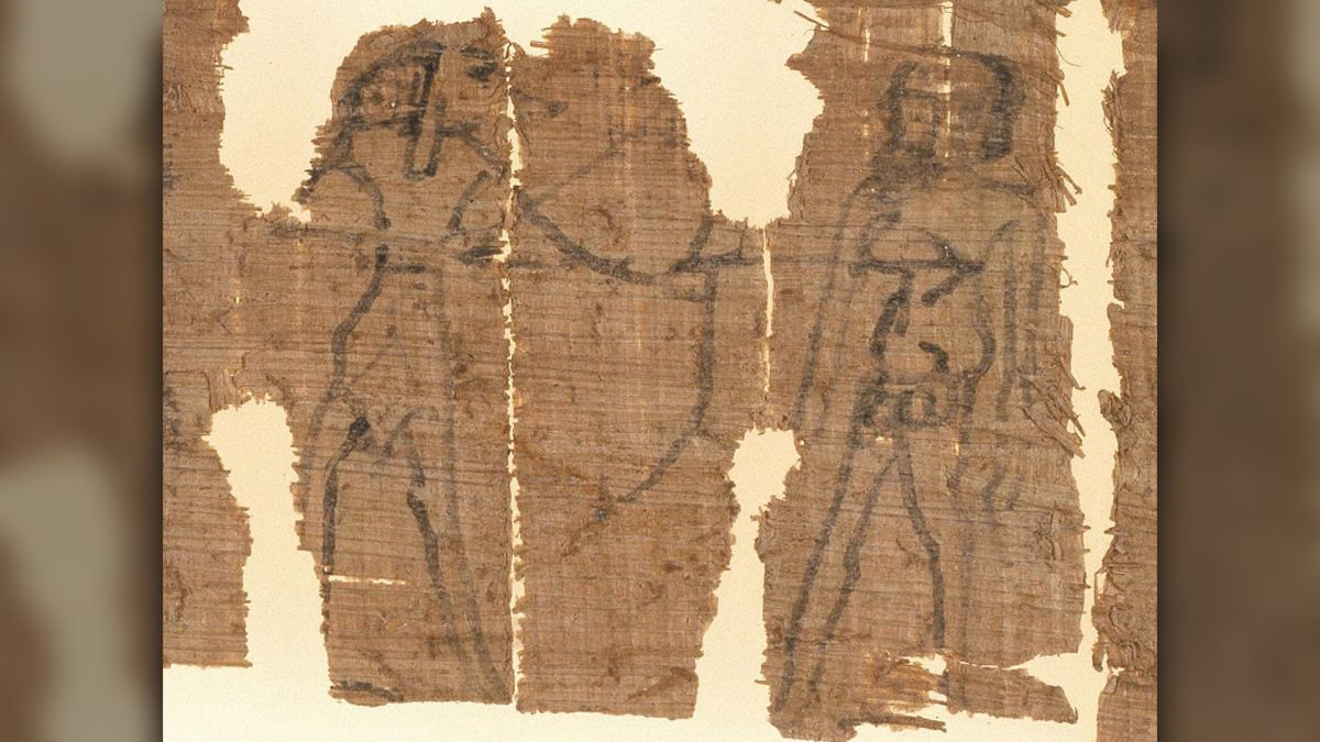 Woman seeks man in ancient Egyptian 'erotic binding spell'