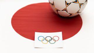 Fußball bei den Olympischen Spielen 2021 in Tokio in Japan