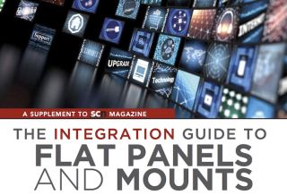 SCN – Integration Guide to Flat Panels and Mounts