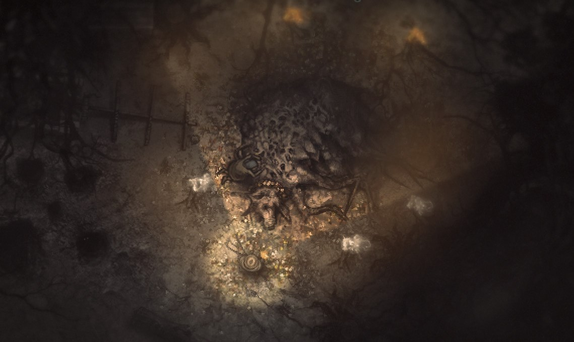 Darkwood The Top Down Horror Rolls Out With A Creepy New Play Trailer Pc R