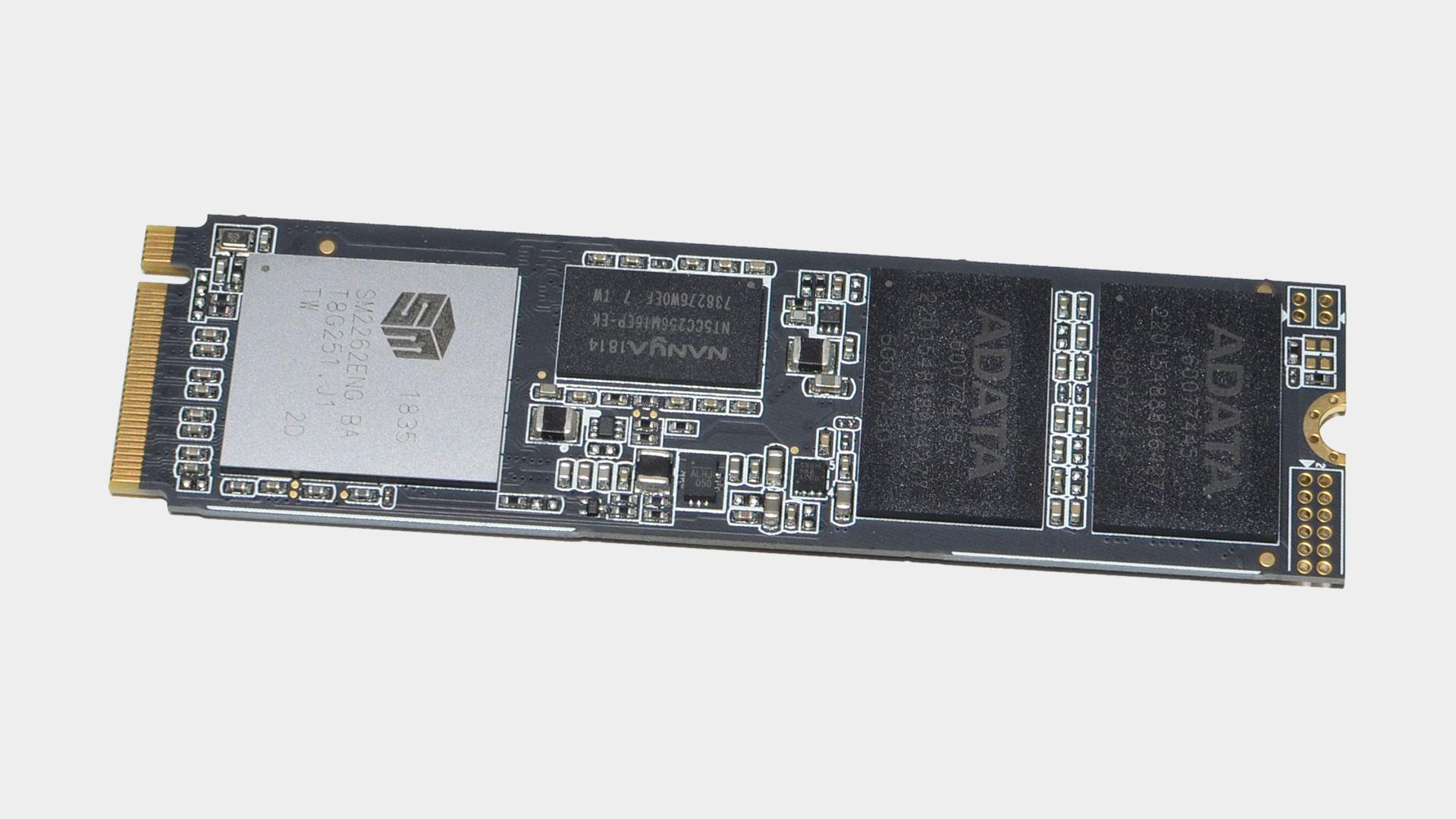 Adata SX8200 Pro 1TB M 2 NVMe SSD review | PC Gamer