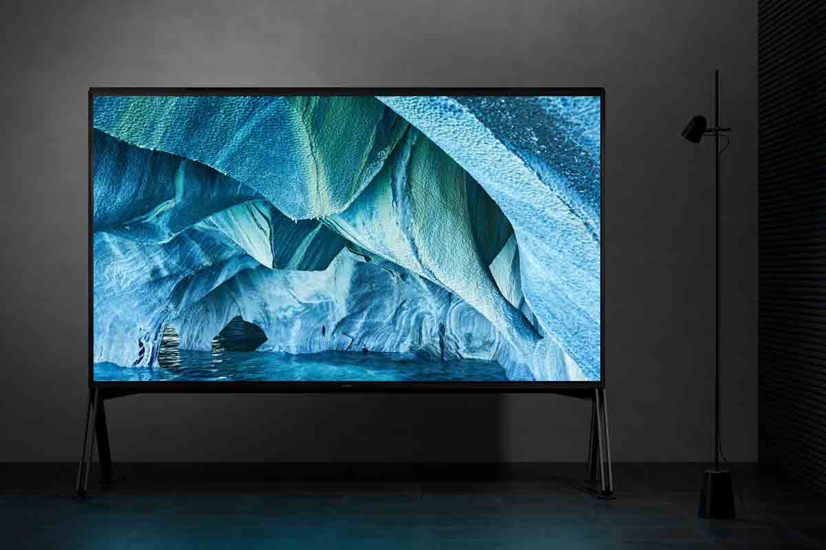 Sony 2019 TVs: 8K, 4K, Full HD, OLED – everything you need