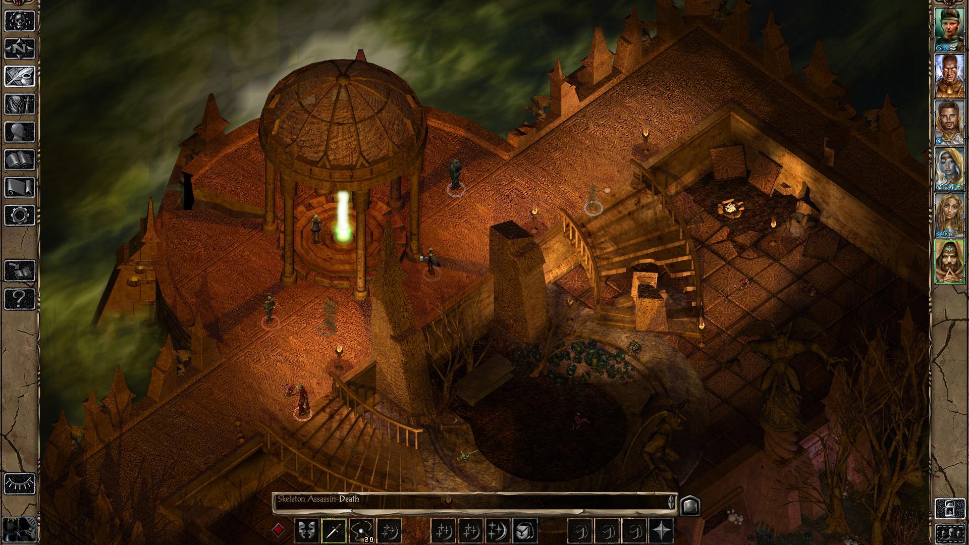 Лучшие ролевые игры - Baldur's Gate 2