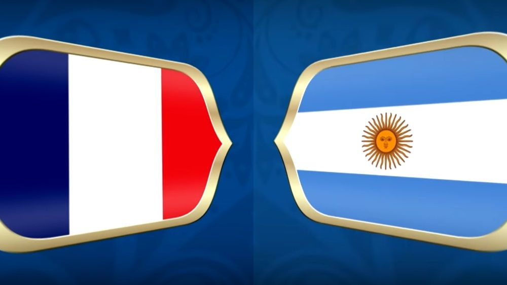 France vs Argentina live stream: how to watch today's World Cup football online