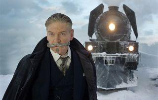 Murder On The Orient Express Kenneth Branagh Hercule Poirot