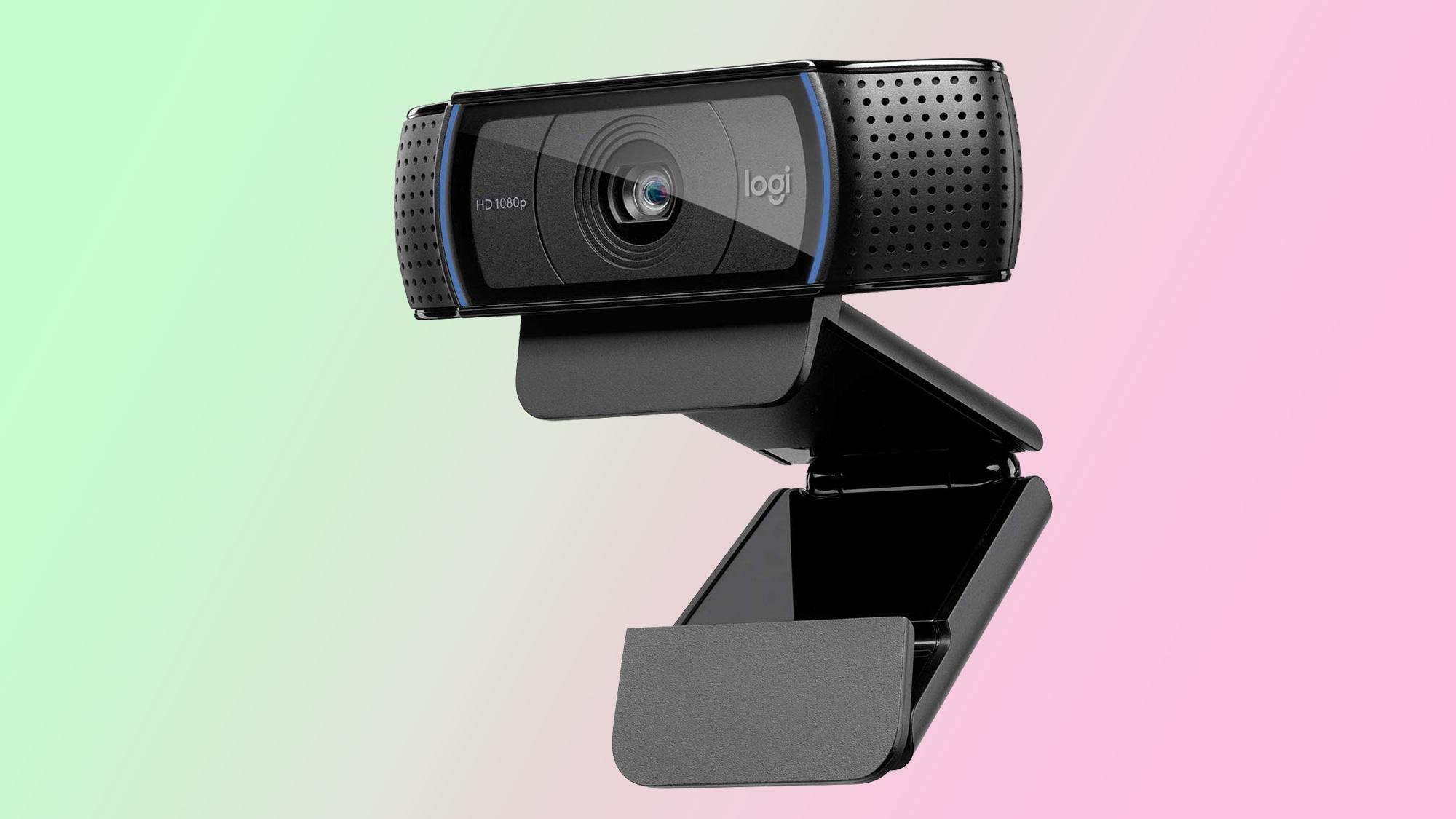 best webcams: Logitech C920