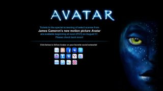 Avatar back in the old days