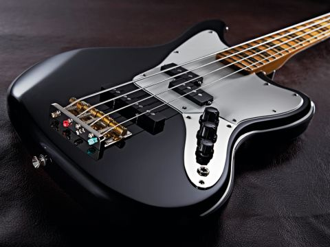 fender modern player jaguar bass musicradar. Black Bedroom Furniture Sets. Home Design Ideas