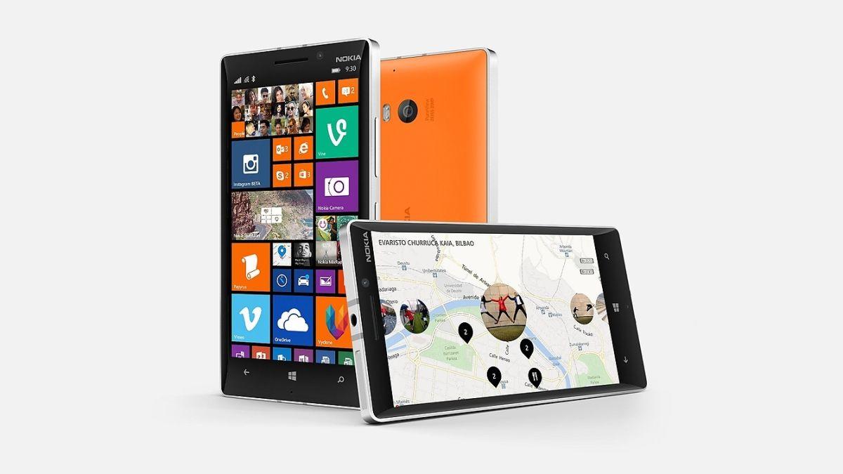 Nokia Lumia 930 vs Nokia Lumia 925