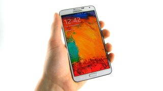 Samsung Galaxy Note 3 Active to show next month?