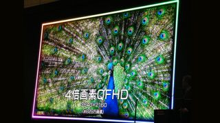 UHDTV to be name for both 4K and 8K television standard?