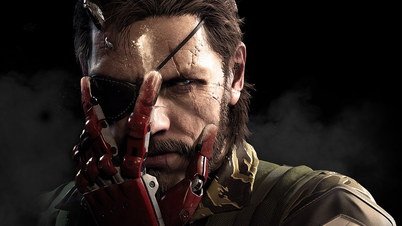 Solid Snake's original voice actor won't play Metal Gear Solid 5