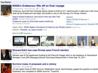 Google News - changes afoot