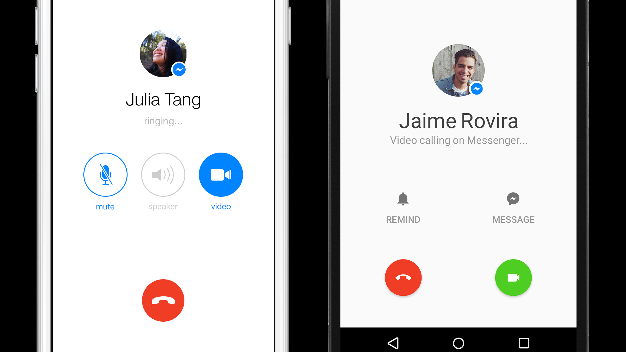 Facebook Messenger goes FaceTime with video calling | TechRadar