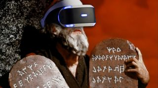 Moses VR