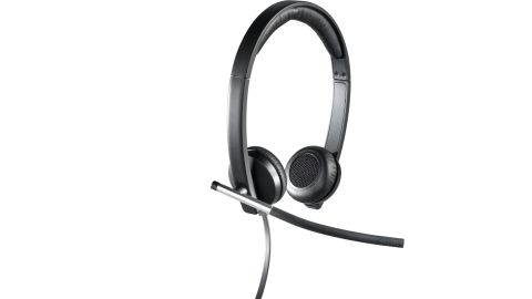 The Logitech USB Headset Stereo H650e