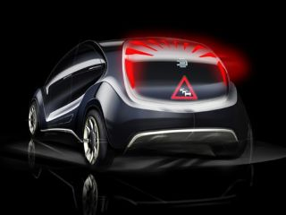 The EDAG concept Light Car