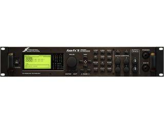 Fractal Audio Systems announces Axe-Fx II | MusicRadar