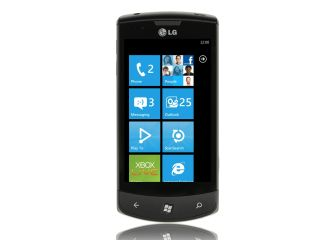 LG Optimus 7 - offered by Vodafone in UK