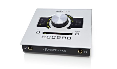 Universal Audio Apollo Twin review | MusicRadar