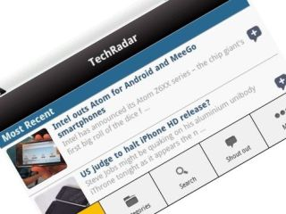 TechRadar's free Android app