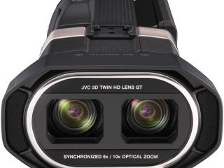 JVC announces world s first full HD 3D consumer camcorder