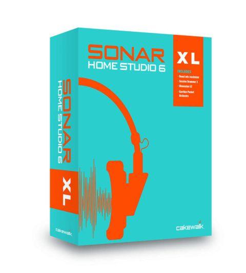 Sonar Home Studio 6XL