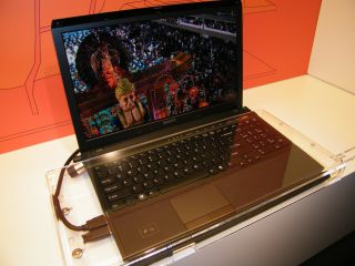 Sony's first 3D Vaio will deliver HD 3D at 240 frames per second