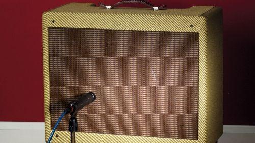 how to mic a guitar amp or cabinet musicradar. Black Bedroom Furniture Sets. Home Design Ideas