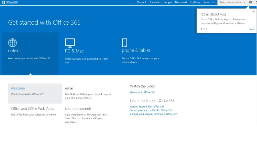 O2 launches Microsoft Office 365 package