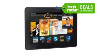 TechRadar's Deals of the Week: Save £25 on any Kindle Fire tablet